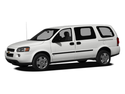 Used 2008 CHEVROLET UPLANDER EXTENDED SPO - Front View