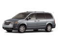 USED 2008 CHRYSLER TOWN & COUNTRY TOURING Sheldon Iowa - Front View