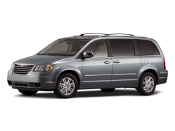 2008 CHRYSLER TOWN & COUNTRY TOURING - Front View