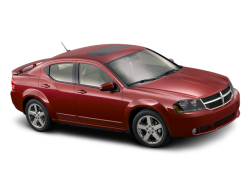 Used 2008 DODGE AVENGER Yankton South Dakota - Front View