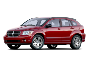 2008 DODGE CALIBER SXT - Front View