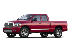 2008 DODGE RAM 1500  - Front View