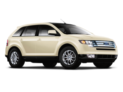 2008 FORD EDGE  - Front View