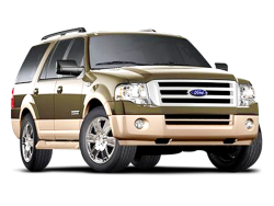 2008 FORD EXPEDITION  - Front View