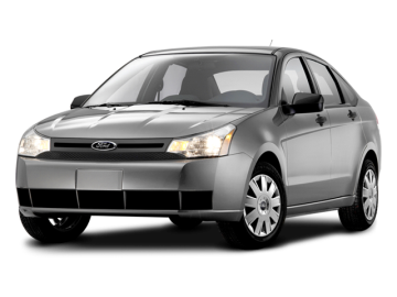 2008 FORD FOCUS SE - Front View