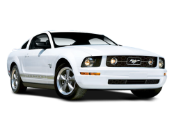 2008 FORD MUSTANG  - Front View