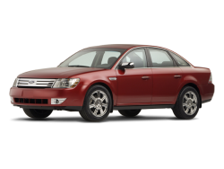 2008 FORD TAURUS  - Front View