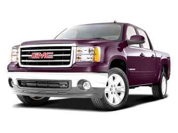 2008 GMC SIERRA 1500 SLE1 - Front View