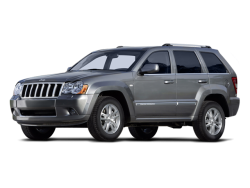 2008 JEEP GRAND CHEROKEE  - Front View