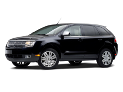 2008 LINCOLN MKX  - Front View