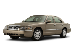 2008 MERCURY GRAND MARQUIS  - Front View