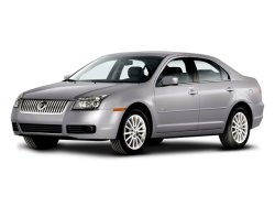 Used 2008 MERCURY MILAN - Front View
