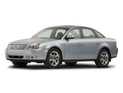 2008 MERCURY SABLE  - Front View