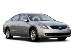 2008 NISSAN ALTIMA  - Front View