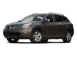 Used 2008 NISSAN ROGUE SL - Front View