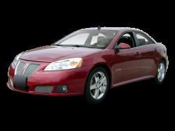 2008 PONTIAC G6  - Front View