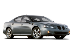 2008 PONTIAC GRAND PRIX 3800 SERIES III REMOTE START - Front View