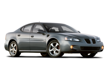 2008 PONTIAC GRAND PRIX  - Front View
