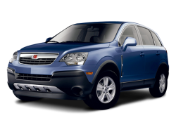 2008 SATURN VUE  - Front View