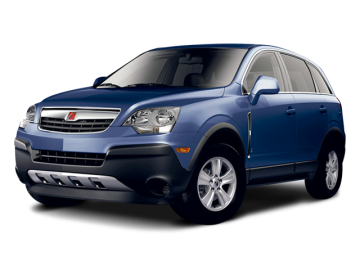 2008 SATURN VUE XR - Front View