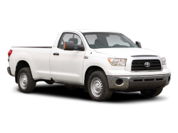 2008 TOYOTA TUNDRA  - Front View