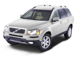2008 VOLVO XC90 I6 - Front View