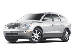 USED 2009 BUICK ENCLAVE WAGON 4 DOOR - Front View
