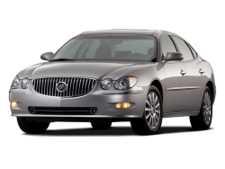 USED 2009 BUICK LACROSSE SEDAN 4 DOOR - Front View