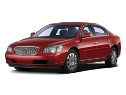 2009 BUICK LUCERNE  - Front View