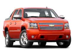 USED 2009 CHEVROLET AVALANCHE LTZ Marshall Minnesota - Front View