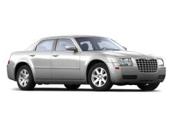 USED 2009 CHRYSLER 300 TOURING Fort Dodge Iowa - Front View