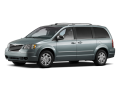 USED 2009 CHRYSLER TOWN & COUNTRY LX Gladbrook Iowa - Front View