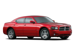 2009 DODGE CHARGER SE - Front View