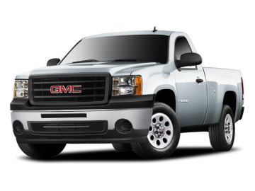 2009 GMC SIERRA 1500 1500 SLE - Front View