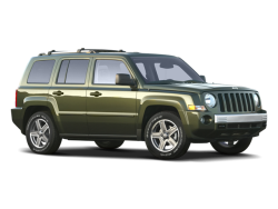 2009 JEEP PATRIOT  - Front View