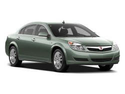Used 2009 SATURN AURA XR - Front View
