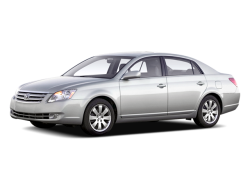 2009 TOYOTA AVALON  - Front View