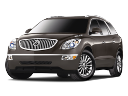 2010 BUICK ENCLAVE  - Front View