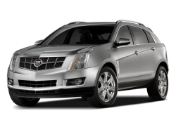 Used 2010 CADILLAC SRX Marshall Minnesota - Front View