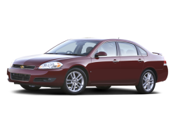 2010 CHEVROLET IMPALA  - Front View