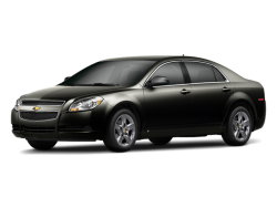 USED 2010 CHEVROLET MALIBU SEDAN 4 DOOR - Front View