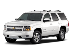 2010 CHEVROLET TAHOE  - Front View