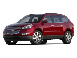 2010 CHEVROLET TRAVERSE LT AWD  - Front View