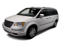 USED 2010 CHRYSLER TOWN & COUNTRY TOURING Sheldon Iowa - Front View