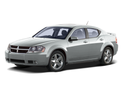 USED 2010 DODGE AVENGER EXPRESS Sioux Center Iowa - Front View