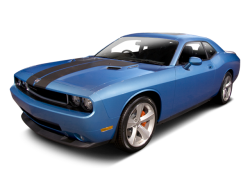 Used 2010 DODGE CHALLENGER R-T CLASSIC Huron South Dakota - Front View