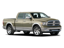 Used 2010 DODGE RAM 1500 SLT Mitchell South Dakota - Front View