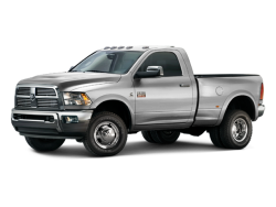 USED 2010 DODGE RAM 3500 Burlington Washington - Front View