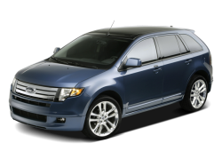 Used 2010 FORD EDGE Limited Chamberlain South Dakota - Front View