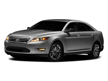 2010 FORD TAURUS SHO AWD - Front View